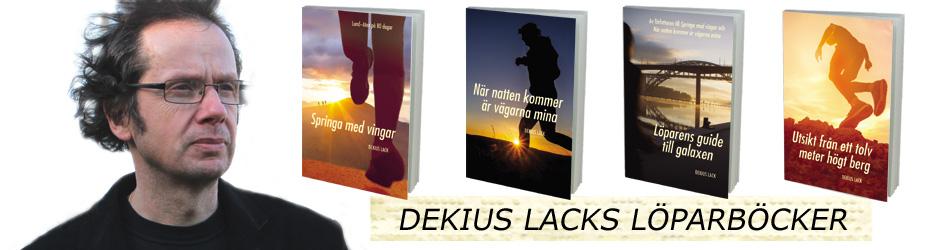 Fyra spännande och kunniga romaner om löpning.