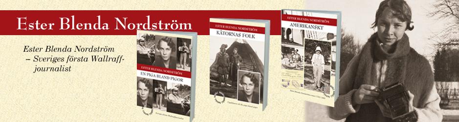 Ester Blenda Nordströms legendariska böcker i nyutgåvor
