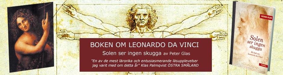 Bästa boken om Leonardo da Vinchi