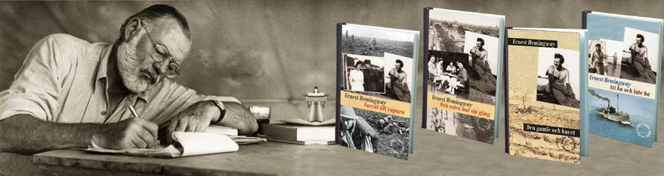 Hemingways romaner och noveller i efterlängtad nyöversättning