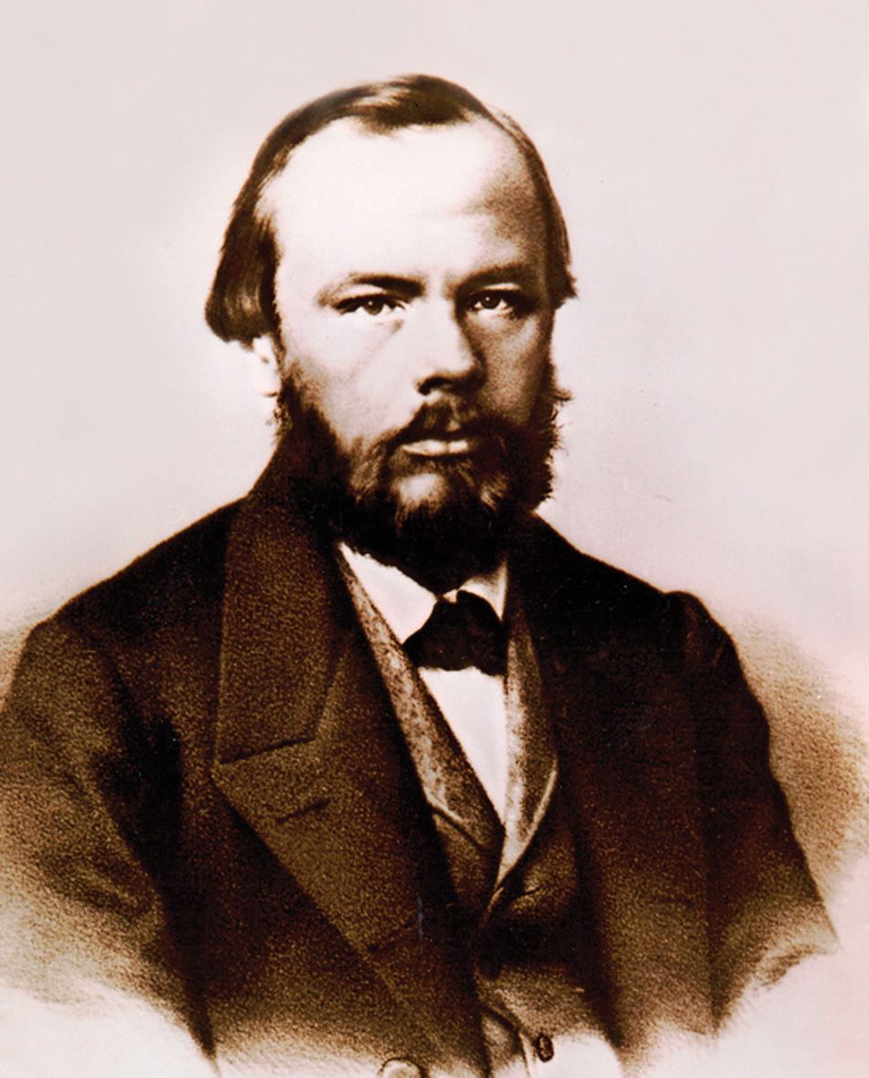 Dostojevskij, Fjodor