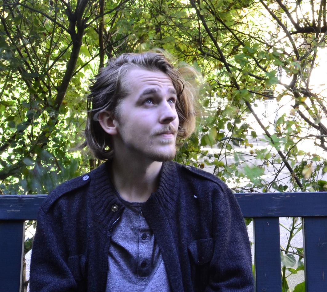 Joar Gerhardsson, foto: Molly Korse