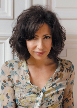 Yasmina Reza, (c) Pascal Victor