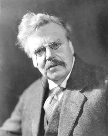 Chesterton, G K