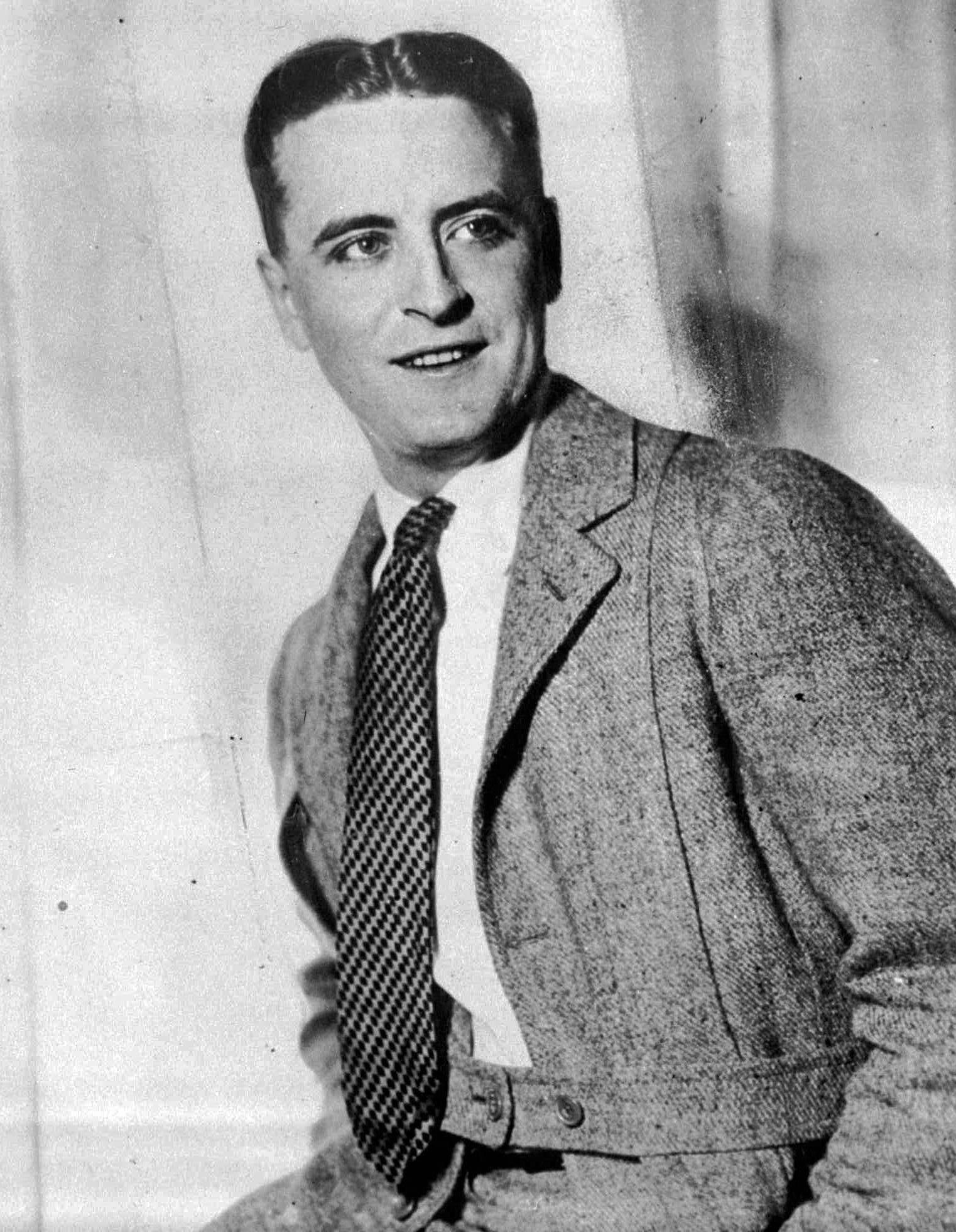 Fitzgerald, F Scott