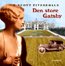 Den store Gatsby (mp3-cd, ljudbok)
