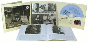 Bakhålls litterära ljud del 1 (cd)