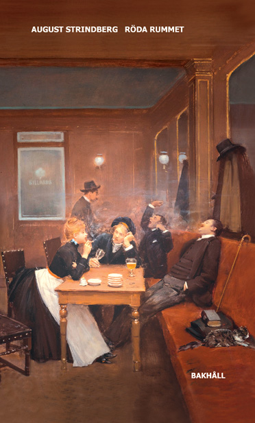 August Strindberg: Röda rummet