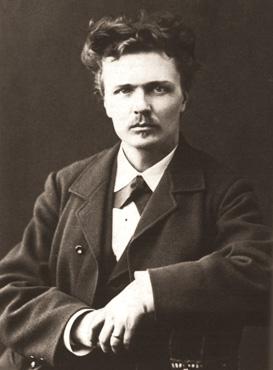 August Strindberg 1879