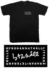 T-shirt (Bakhåll - Litterära rariteter och...) (BONUS)